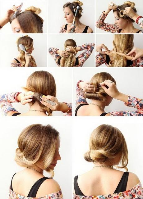 Einfache Frisuren Zum Nachmachen Fur Lange Haare