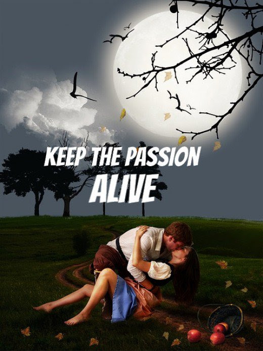 6 Tips on Keeping Passion Alive in Your Relationship