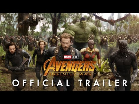 AVENGERS: INFINITY WAR Trailer is Here!