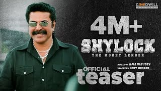Shylock Malayalam Movie (2020) | Cast | Teaser | Release Date