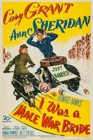 I Was a Male War Bride online videa 1949