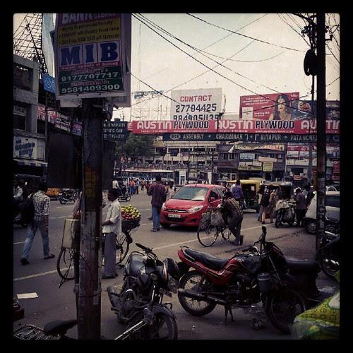 Ameerpet X Roads Hyderabad India