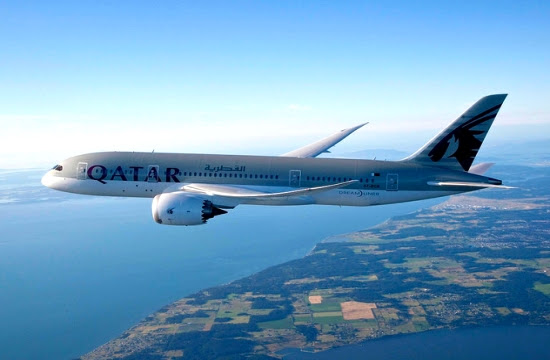 Qatar Airways to launch direct flights to Thessaloniki in Greece