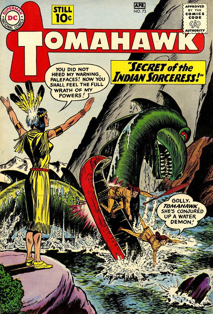 Tomahawk #73 (DC, 1961)