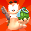 Team17 Software Ltd - Worms3 artwork