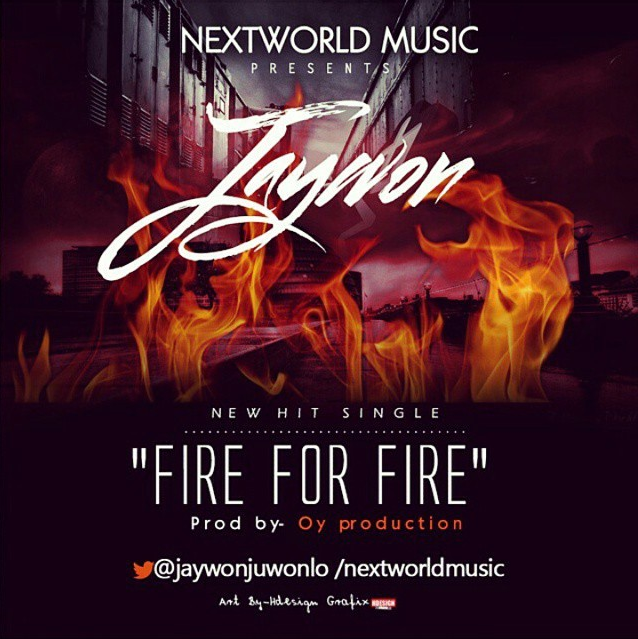 Jaywon Fire for Fire Art