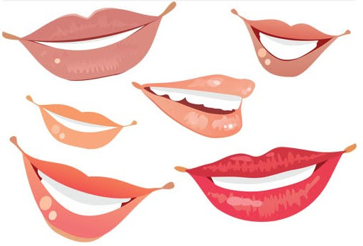 Showing Results For Smile Lips Vector Free Picturespidercom