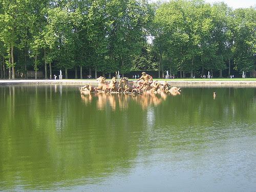 IMG_8606 - Apollo Fountain, Bassin de Apollo, Château de Versailles, 2008