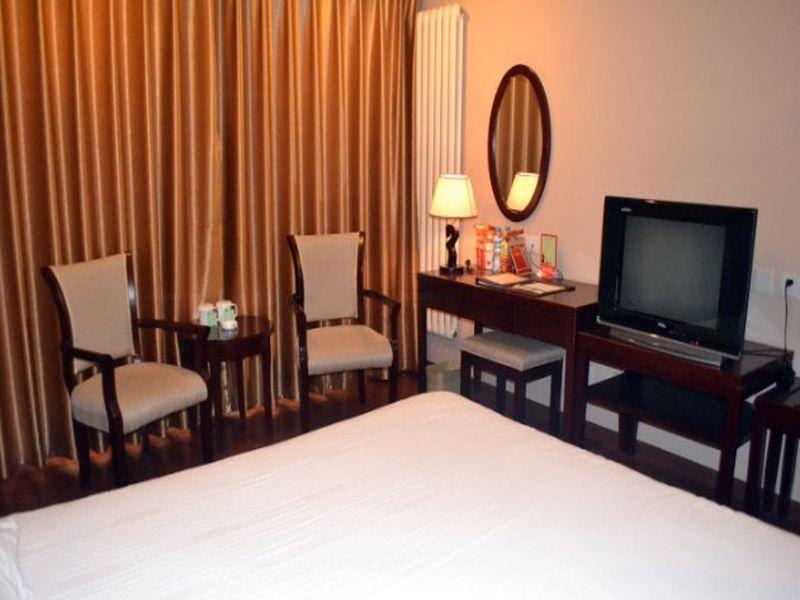 Greentree Inn Shandong Qingdao Jiaozhou Sanlihe Park Express Hotel Reviews