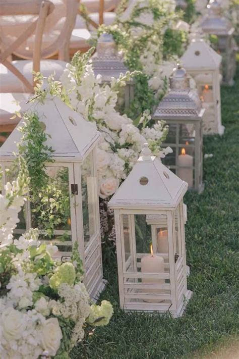 21 Pretty Garden Wedding Ideas For 2016   Tulle