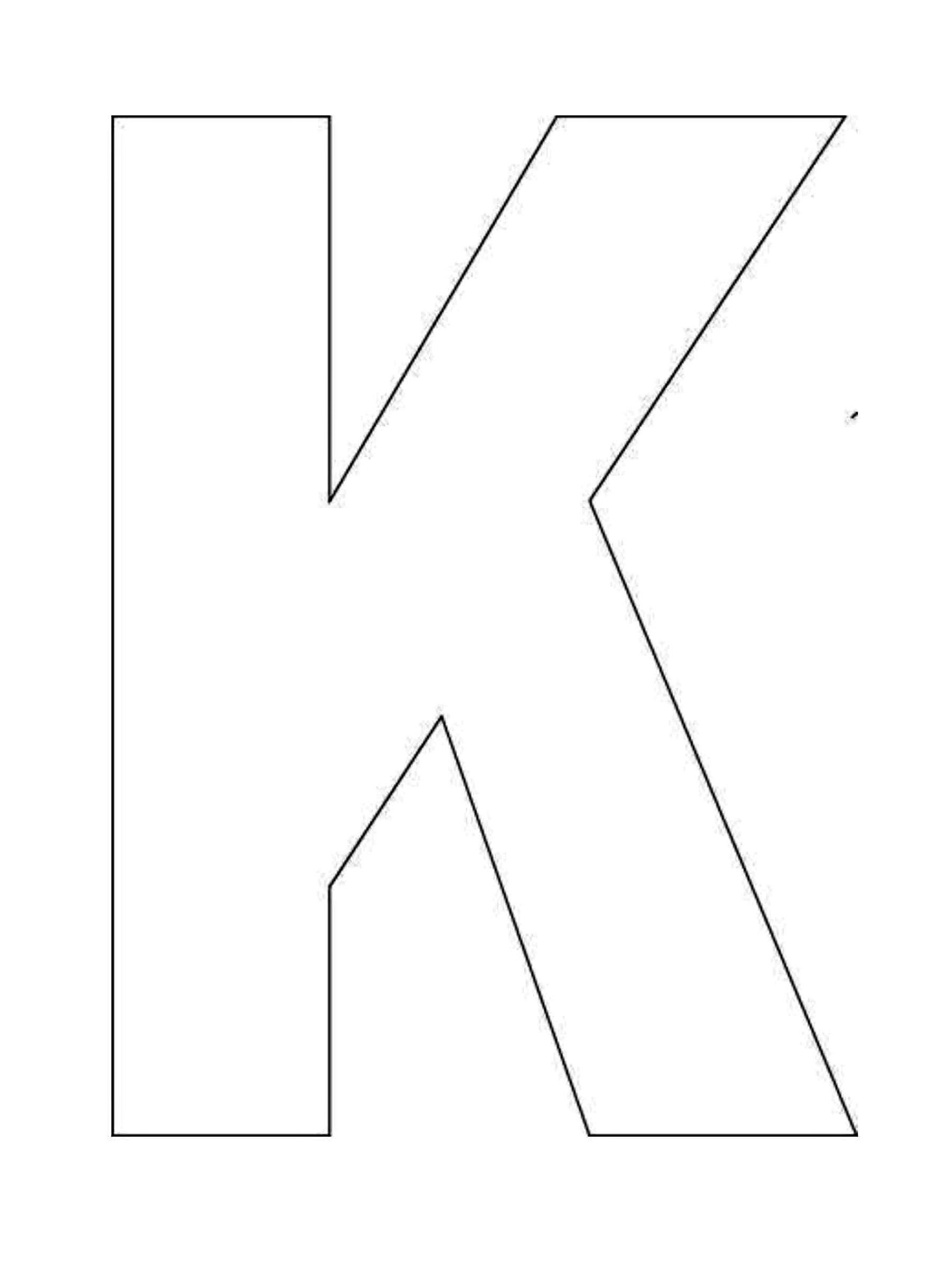 Printable Alphabet Letter F Template! Alphabet Letter F Templates ...
