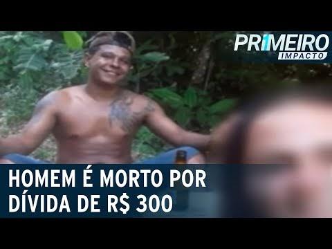 Homem é assassinado na frente da família por dívida de R$ 300