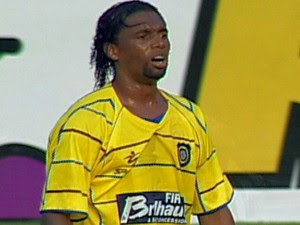 Ex-jogador de futebol João Rodrigo foi decapitado na madrugada desta terça-feira (29) (Foto: Reprodução / TV Globo)
