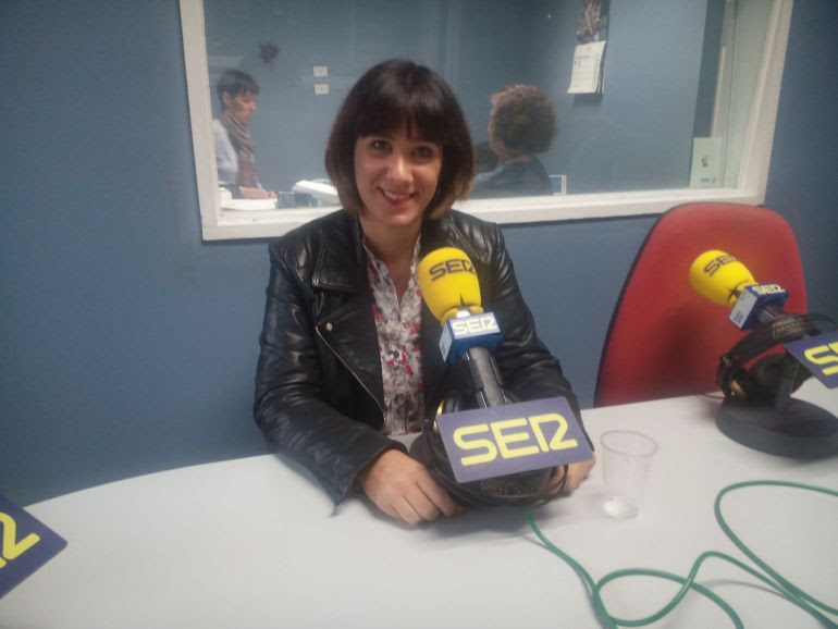 cristina Laborda, delegada de movilidad y obras en el Ayuntamiento de Irun
