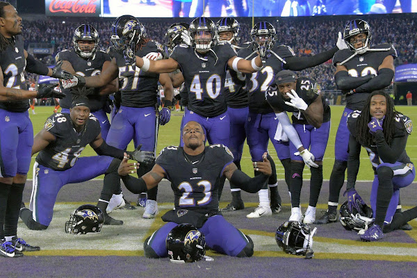 327e82753ae Five Things We Learned from the Ravens' 26-24 win over the Cleveland Browns