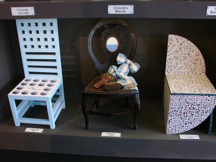 Casa FOA 2010, La Defensa, decoracion, interiores, muebles