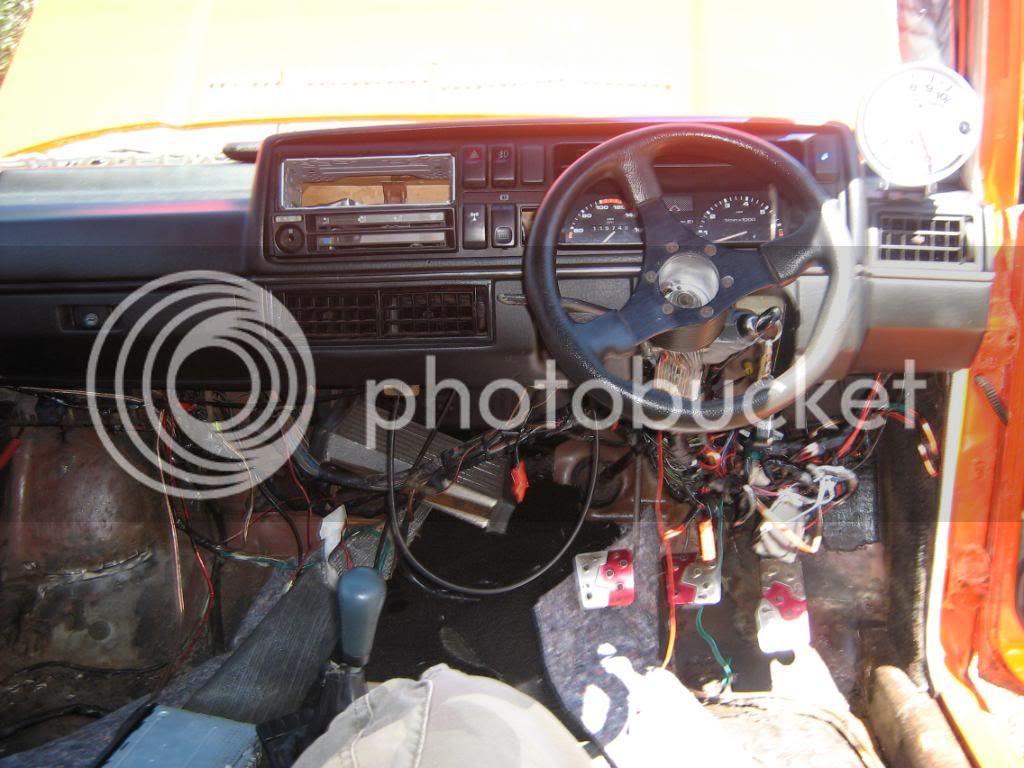 VW Golf MK1 build