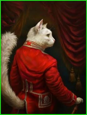 Gambar Kucing Lucu 3d