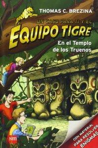 Resultado de imagen de equipo tigre en el templo de los truenos