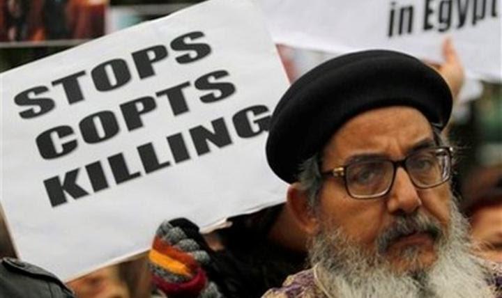 Risultati immagini per STOP KILLING COPTS