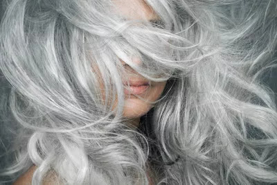 Going Gray in Your 20s? This Is Probably Why