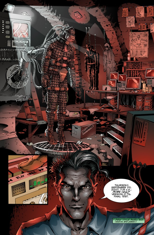 Dorn Issue 1 Page 6