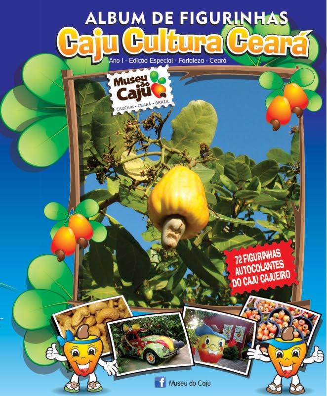 Caju vira tema de projeto educativo e lúdico no Ceará (FOTO: Divulgação)