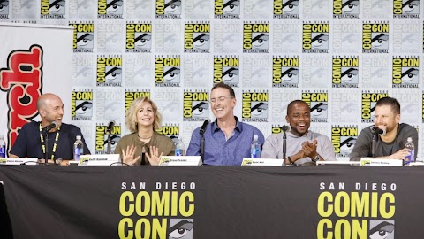 Psych At Comic Con 2017