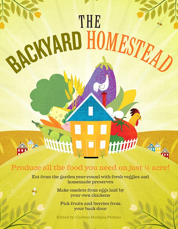 Backyard Homestead is a comprehensive guide to starting a vegetable