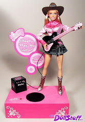 I Can Be a Cool Musician Barbie® Doll