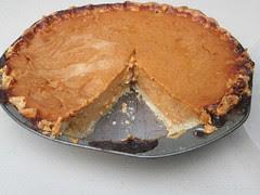 Pumpkin pie by Teckelcar
