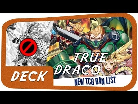 True Draco Stun Deck May 2018 - Yu-Gi-Oh! News and Deck Profile