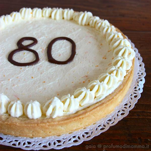 Torta 80's