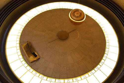 Griffith Observatory - Foucault Pendulum