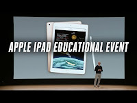 Watch the Apple education event in 11 minutes