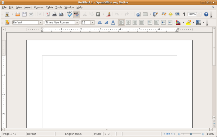 OpenOffice, software libero, Writer, Impress, Calc