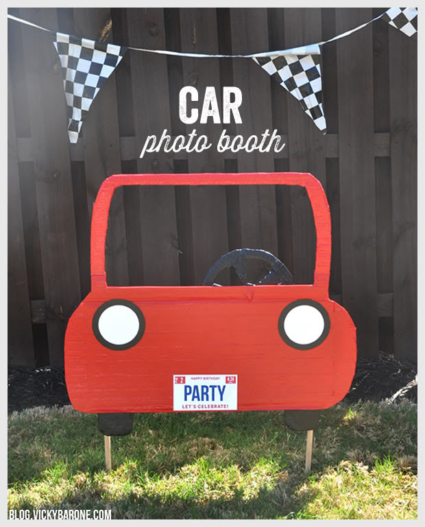 Diy Car Photo Booth Vicky Barone