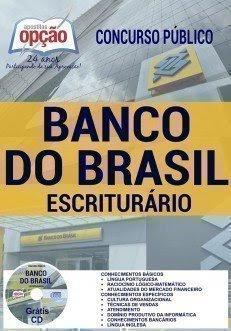 Apostila preparatória concurso Banco do Brasil Escriturário.