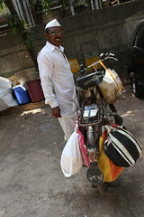 The Pride of the Dabbawala Lies In His Humility by firoze shakir photographerno1