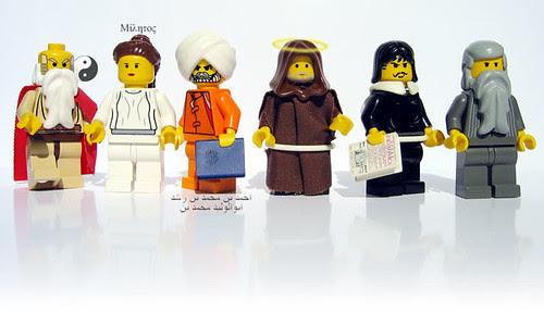 LEGO® philosophers