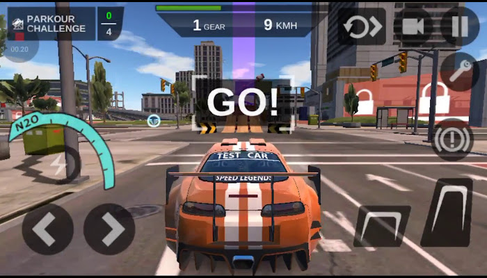 Game Android Balapan Mobil