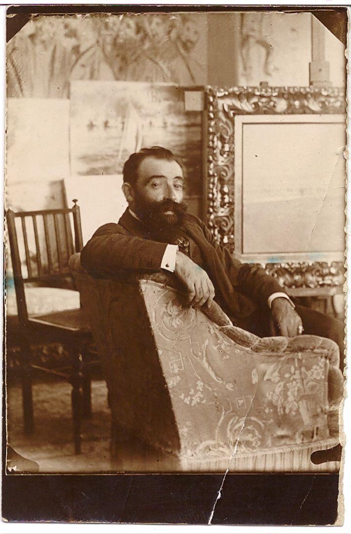 Eliseo Meifrén en Buenos Aires.