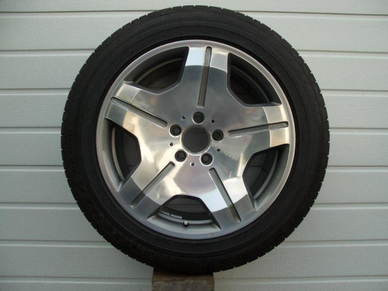 S600l Complete Wheels For Sale R18 Mbworld Org Forums