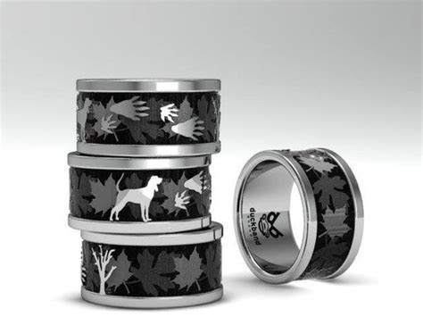Coon Hunters ring by Duck Band Brand   gift ideas