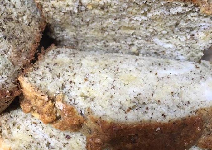 Recipe: Yummy Keto Friendly Quick Bread