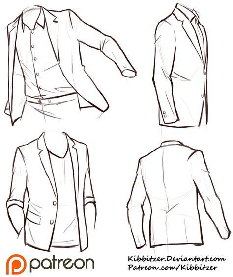 jackets reference sheet  kibbitzer  deviantart