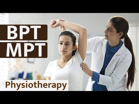 Physiotherapy - Top College in India, Career, Admissions