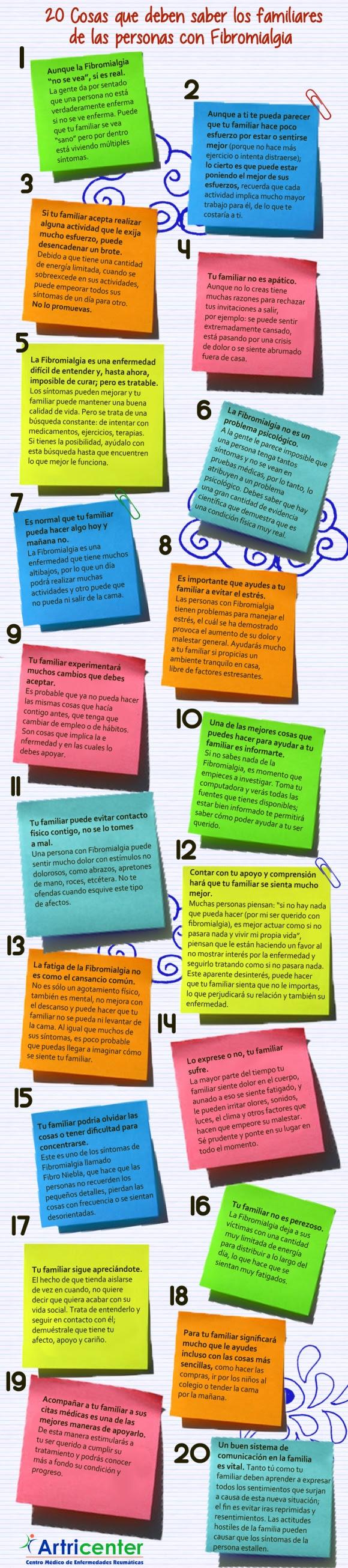 20 cosas familiares fm