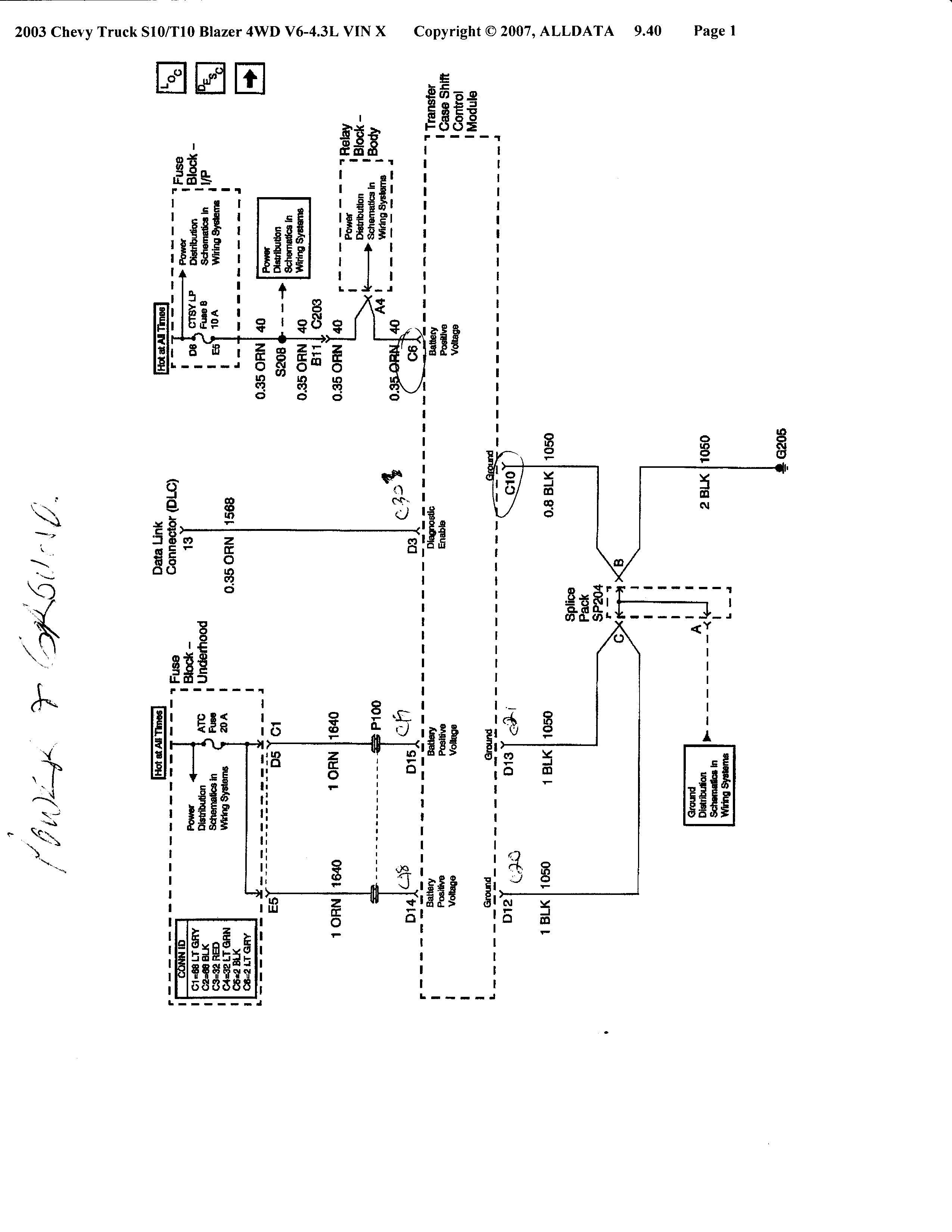 2002 Chevy S10 Transfer Case Wiring Diagram Wiring Diagram Frankmotors Es