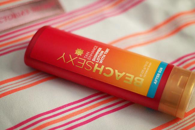 Victoria's Secret swim, after sun lotion, bronzing powder, Fashion
